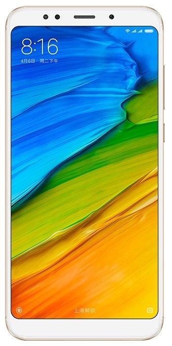 Смартфон Xiaomi Redmi 5 Plus 4/64GB фото 4