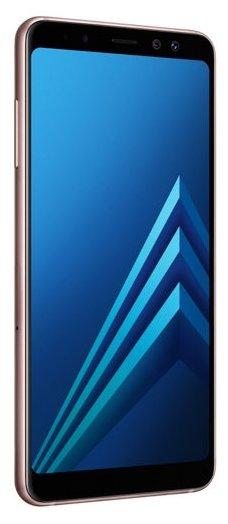 Смартфон Samsung Galaxy A8 (2018) 32GB фото 11
