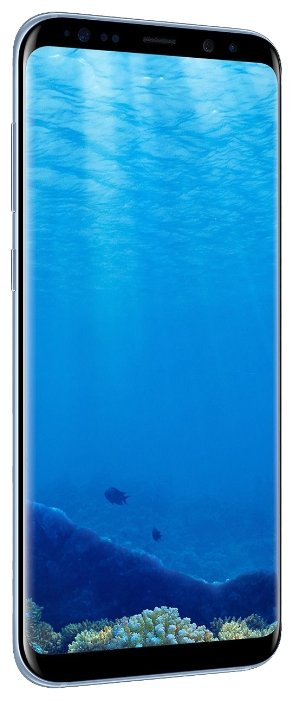 Смартфон Samsung Galaxy S8+ 128GB фото 22