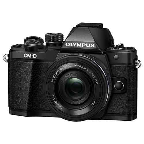 Фотоаппарат Olympus OM-D E-M10 Mark II Kit фото 15