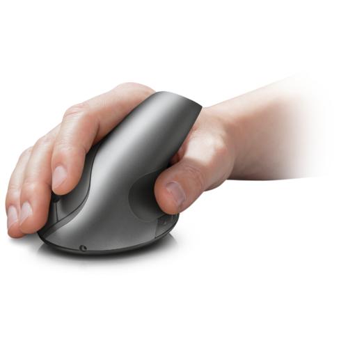 Мышь Trust Varo Wireless Ergonomic Mouse Black USB фото 5