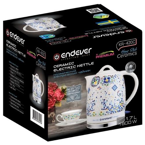 Чайник ENDEVER KR-420C фото 5