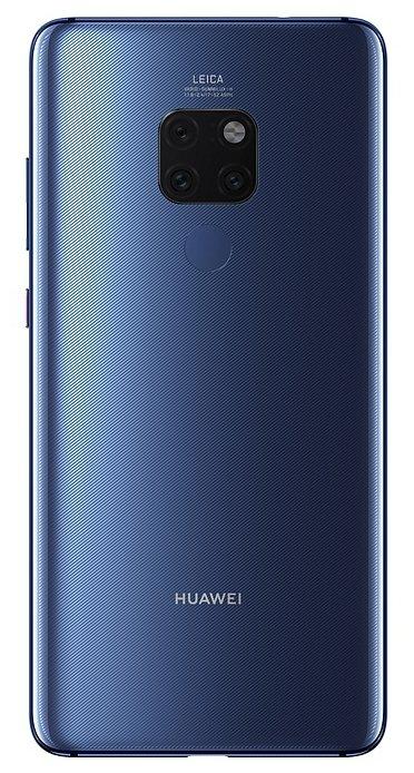 Смартфон Huawei Mate 20 6/128GB фото 6