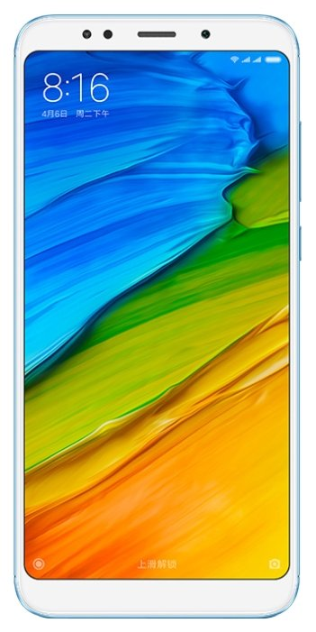 Смартфон Xiaomi Redmi 5 Plus 4/64GB фото 10
