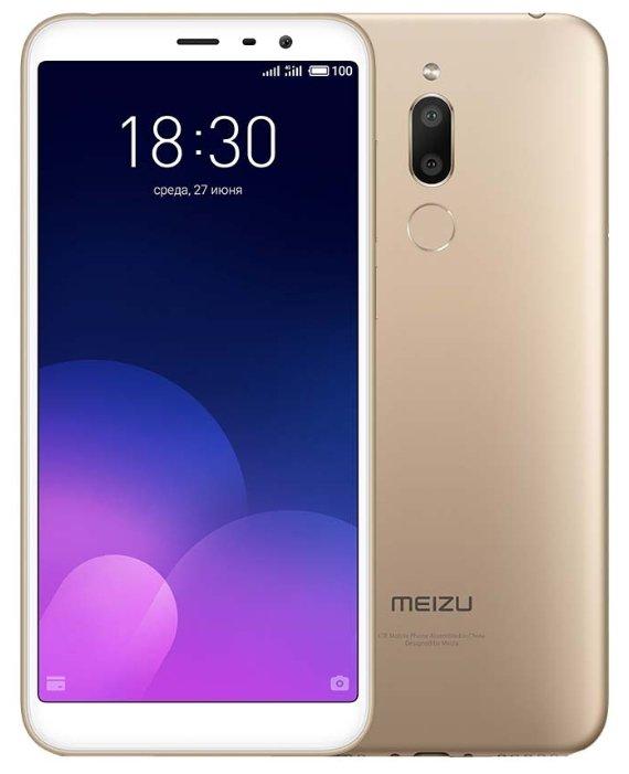 Смартфон Meizu M6T 2/16GB фото 4
