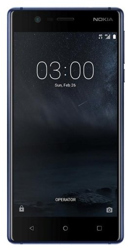 Смартфон Nokia 3 фото 7