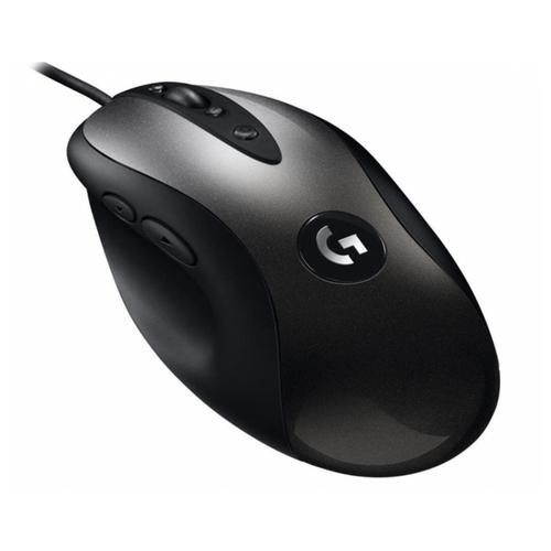 Мышь Logitech G MX518 Legendary Black USB фото 1