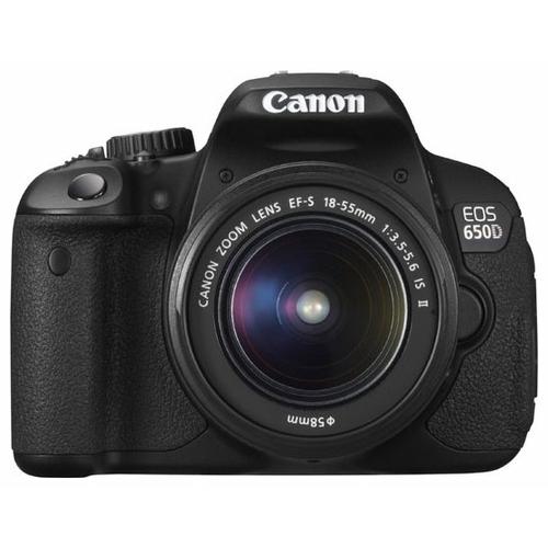 Фотоаппарат Canon EOS 650D Kit фото 1