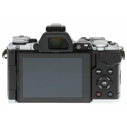 Фотоаппарат Olympus OM-D E-M5 Mark II Body фото 2