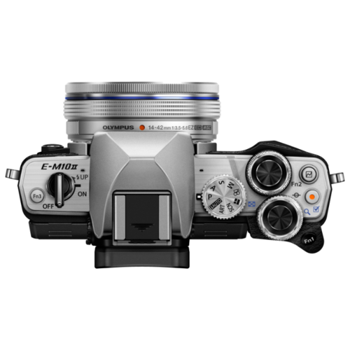 Фотоаппарат Olympus OM-D E-M10 Mark II Kit фото 11
