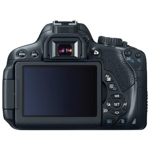 Фотоаппарат Canon EOS 650D Kit фото 2