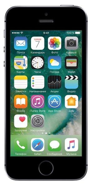 Смартфон Apple iPhone SE 32GB фото 5