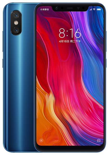 Смартфон Xiaomi Mi8 6/256GB фото 1