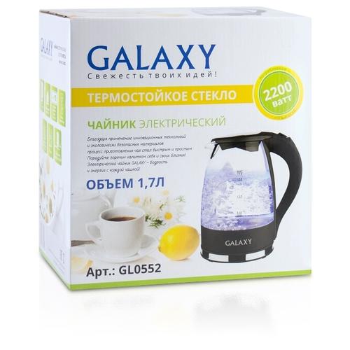 Чайник Galaxy GL0552 (2016) фото 3