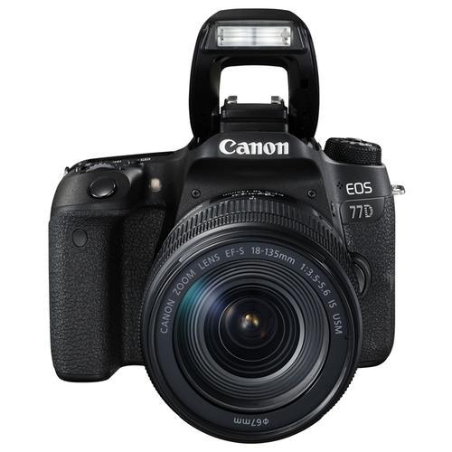 Фотоаппарат Canon EOS 77D Kit фото 7