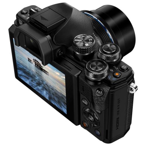 Фотоаппарат Olympus OM-D E-M10 Mark II Kit фото 17