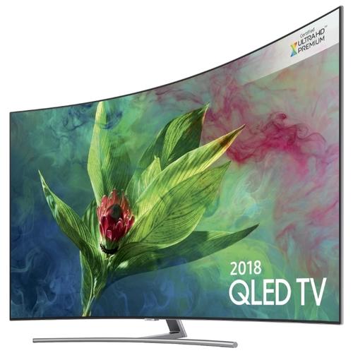 """Телевизор QLED Samsung QE55Q8CNA 54.6"""" (2018) фото 2"""