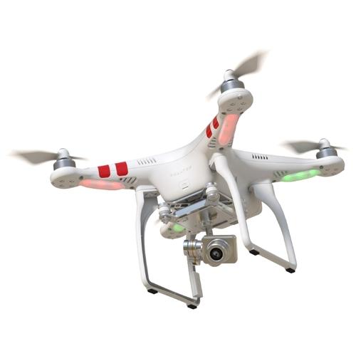 Квадрокоптер DJI Phantom 2 Vision фото 1
