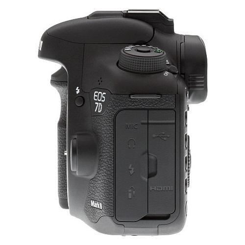 Фотоаппарат Canon EOS 7D Mark II Body фото 4