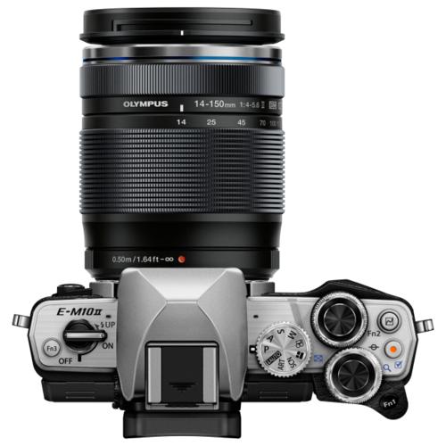 Фотоаппарат Olympus OM-D E-M10 Mark II Kit фото 26