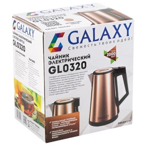 Чайник Galaxy GL0320 фото 3