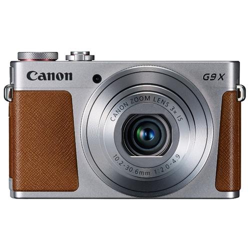 Фотоаппарат Canon PowerShot G9 X фото 3