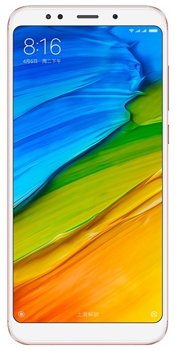Смартфон Xiaomi Redmi 5 Plus 4/64GB фото 7