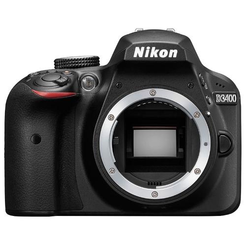 Фотоаппарат Nikon D3400 Body фото 1