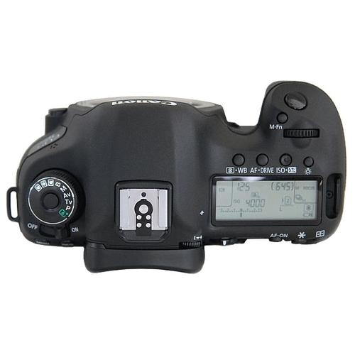 Фотоаппарат Canon EOS 5D Mark III Body фото 4
