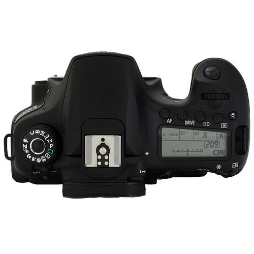 Фотоаппарат Canon EOS 60D Body фото 3