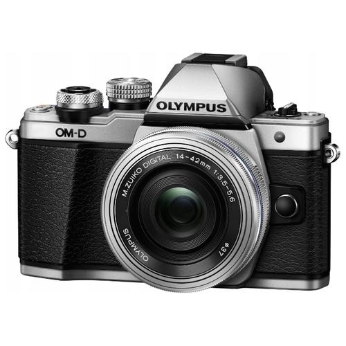 Фотоаппарат Olympus OM-D E-M10 Mark II Kit фото 7
