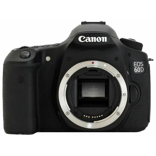 Фотоаппарат Canon EOS 60D Body фото 1