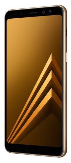 Смартфон Samsung Galaxy A8 (2018) 32GB фото 18