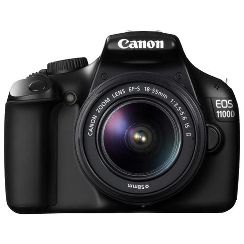 Фотоаппарат Canon EOS 1100D Kit фото 1