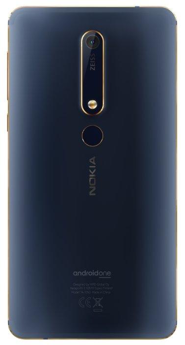 Смартфон Nokia 6.1 32GB фото 12