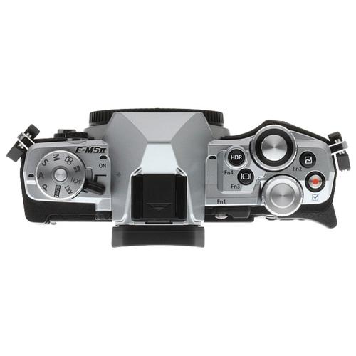 Фотоаппарат Olympus OM-D E-M5 Mark II Body фото 3