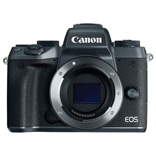 Фотоаппарат Canon EOS M5 Body фото 1