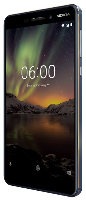 Смартфон Nokia 6.1 32GB фото 9