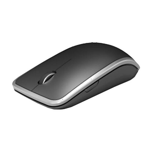 Мышь DELL WM514 Black-Silver USB фото 4