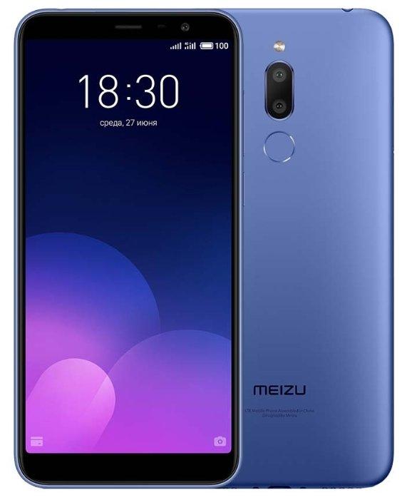 Смартфон Meizu M6T 2/16GB фото 2