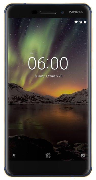 Смартфон Nokia 6.1 32GB фото 8