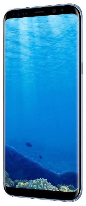 Смартфон Samsung Galaxy S8+ 128GB фото 21