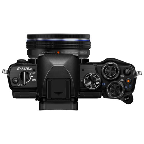 Фотоаппарат Olympus OM-D E-M10 Mark II Kit фото 18