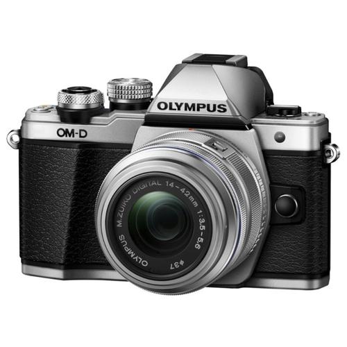 Фотоаппарат Olympus OM-D E-M10 Mark II Kit фото 1