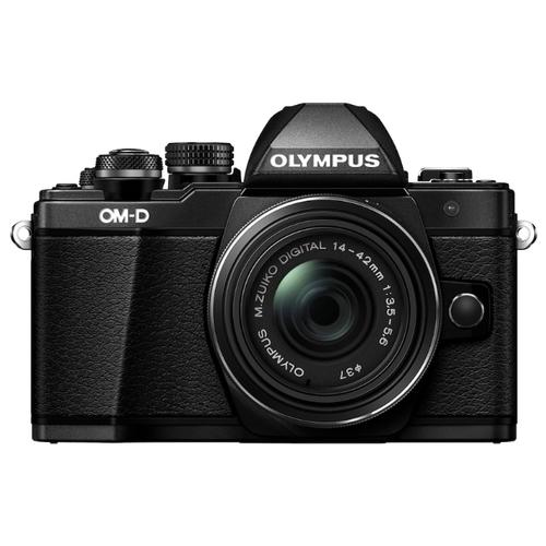 Фотоаппарат Olympus OM-D E-M10 Mark II Kit фото 5