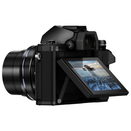 Фотоаппарат Olympus OM-D E-M10 Mark II Kit фото 20