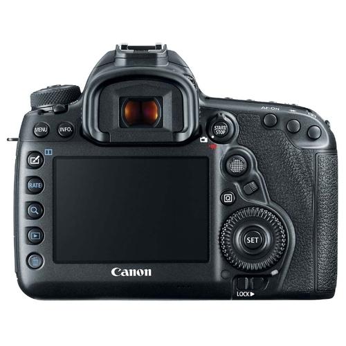 Фотоаппарат Canon EOS 5D Mark IV Body фото 2