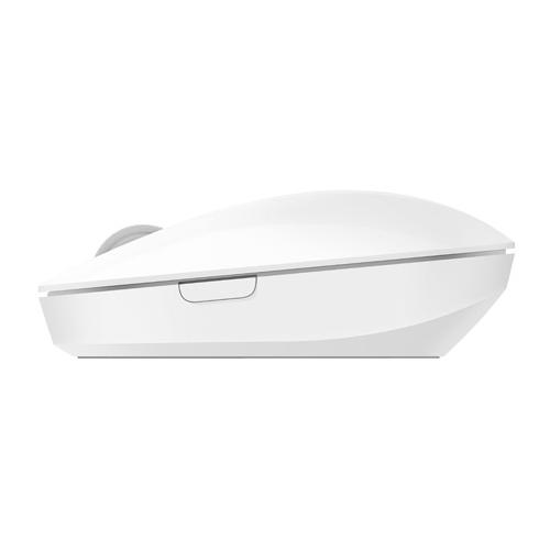 Мышь Xiaomi Mi Wireless Mouse White USB фото 2