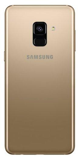 Смартфон Samsung Galaxy A8 (2018) 32GB фото 14