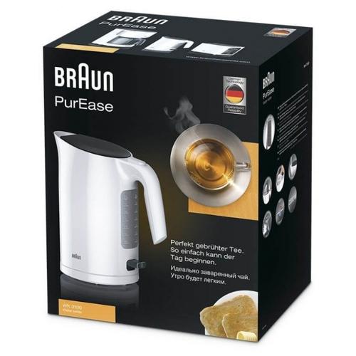Чайник Braun WK 3100 фото 2